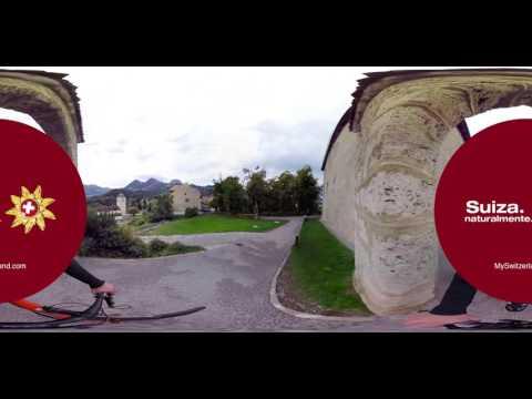 360° Biking in Switzerland - Fribourg
