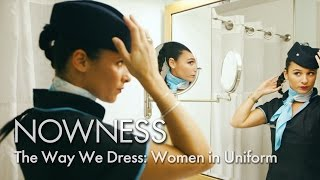 The Way We Dress: Women in Uniform
