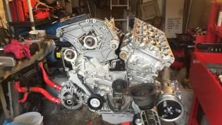 Révision moteur Alfa GTA - Engine overhauling