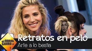 Elsa Pataky, fascinada con los cortes de pelo de Rob - El Hormiguero 3.0