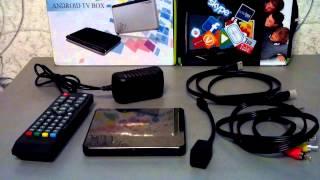 FORTUNA tv box 1402(FORTUNA tv box 1402 Тв приставка на базе android. Детально на нашем сайте: www.fortunatvbox.jimdo.com • Процессор Core: A20/Dual ARM Cortex-A7..., 2014-03-24T04:27:01.000Z)
