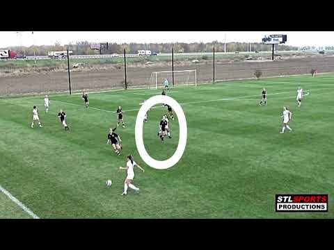 Sydney Schenk College Soccer Recruiting Video
