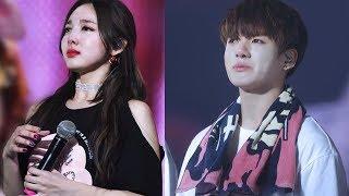 Kpop Idols Lip Sync Fails - Your Reaction   KNET
