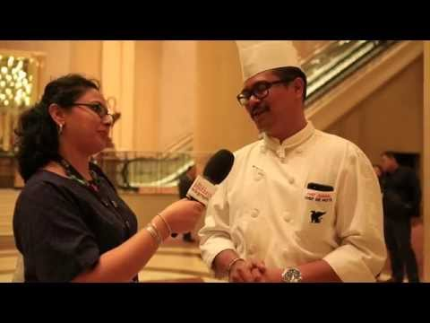 IIFA 2015 : Chef Jamal with The Indian Telegraph