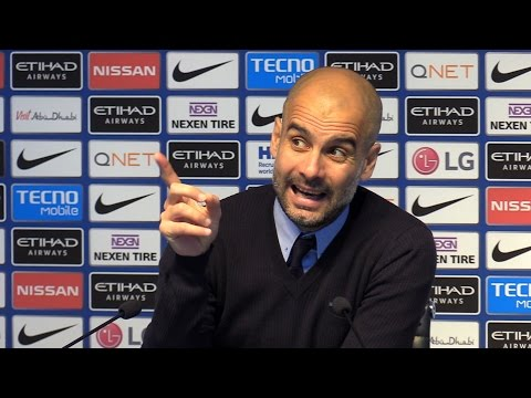 Manchester City 5-0 Crystal Palace - Pep Guardiola Full Post Match Press Conference