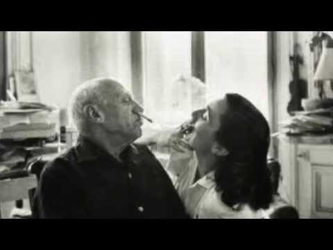 """Jacqueline Roque. """"La musa final de Picasso""""."""