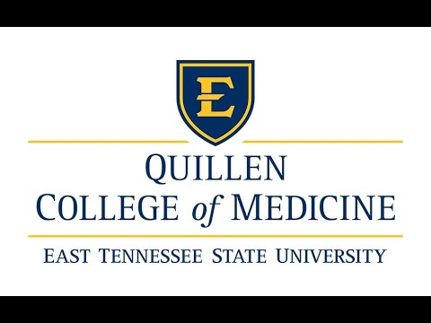 Quillen College of Medicine Orientation 2014