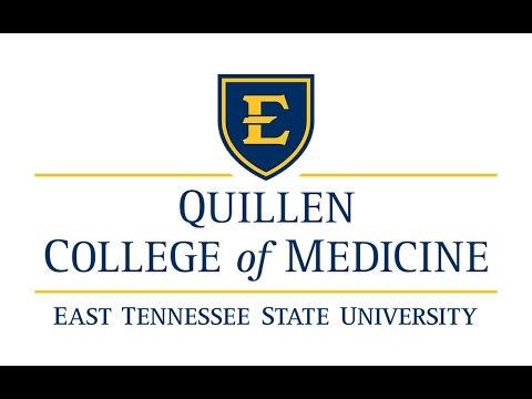 Quillen College of Medicine Orientation 2014