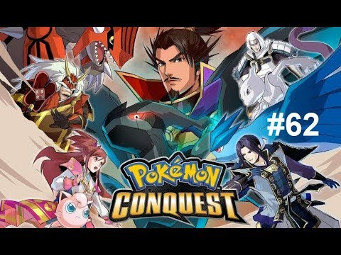 Let's Play Pokemon Conquest #62 - Stopping a Conqueror