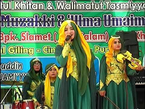 Qasidah Putri WAHDANA //Panggilan Haji
