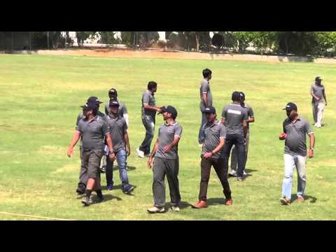 ICICI Cricket at Lahari resorts Oct 2015