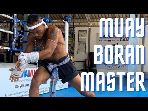 Muay Boran Master