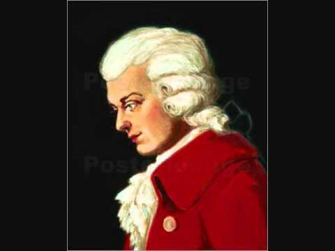 """W. A. MOZART """" Symphony No. 27   G  Major (1773)"""
