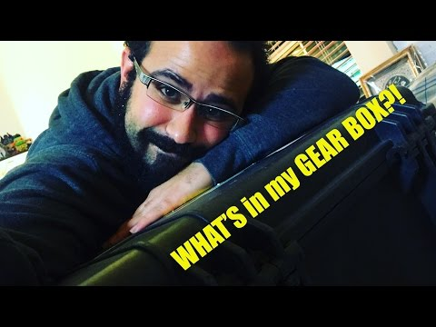 """What's in my GEAR BOX?! 