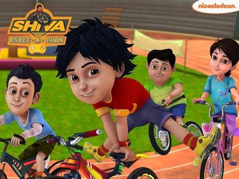 Game Shiva ANTV - Petualangan Shiva - YouTube
