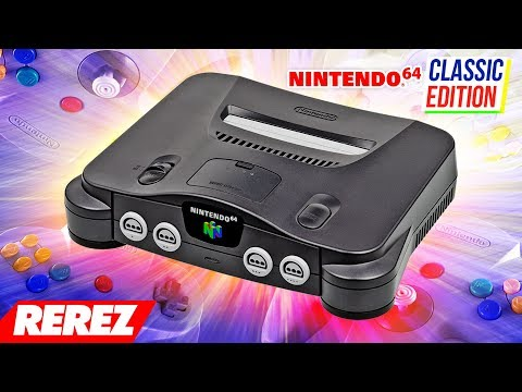 Nintendo 64 Classic Edition Prediction - Rerez