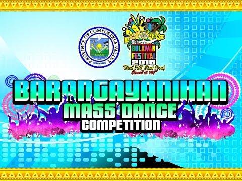 Bulawan Festival 2016 - Foundation Day (Barangayanihan)