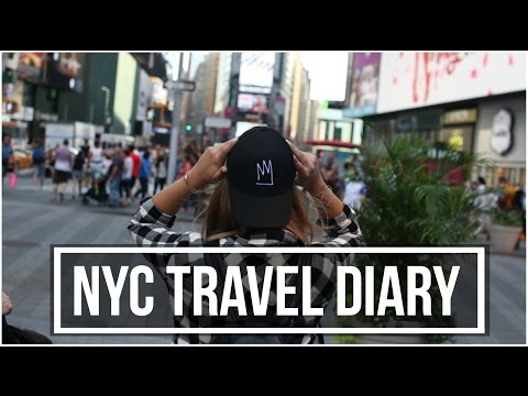 NEW-YORK TRAVEL DIARY !!