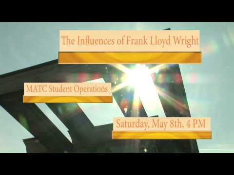 Organic Influence: The Past and Future Influences of Frank Wright