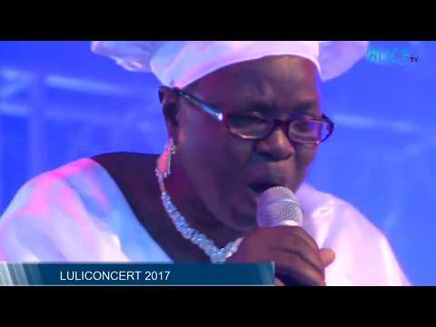LULI CONCERT BY BOLF TV OMO DUDU ON STAGE