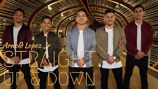 """Straight Up & Down"" by Bruno Mars : Choreography by Arnold Lopez Jr"