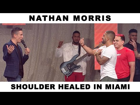 Nathan Morris  Testimony  Mans Shoulder And Faith Restored