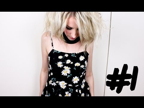 FLOWERS & CREEPERS | Week in Outfits #1 | LaSbii