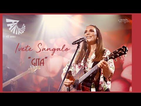 Ivete Sangalo canta Gita do Raul Seixas no Fantástico