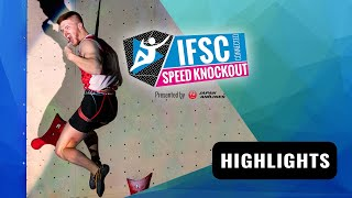 HIGHLIGHT - The IFSC Connected Speed Knockout presented by Japan Airlines