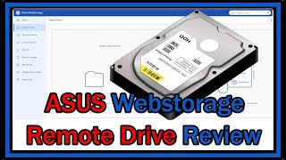 ASUS WebStorage Remote Drive Review (What is it? How Does It Work? Is it Fast? Is It Safe?) screenshot 4