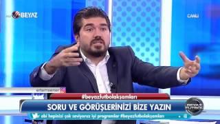 (..) Beyaz Futbol 18 Aralık 2016 Kısım 5/6 - Beyaz TV
