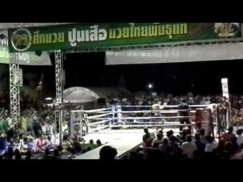 ฉีกทุกความมันกับ มวยไทย 7สี ฤทธิ์เทวดา VS ปตท