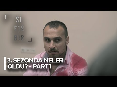 """Sıfır Bir """"Bir Zamanlar Adana'da"""" 3. Sezonda neler oldu? - Part 1"""