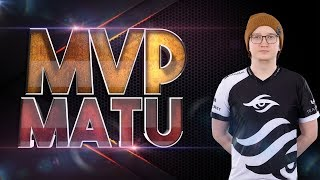 Secret.Matumbaman, MVP of Leipzig Major 2020 - Best Plays Dota 2
