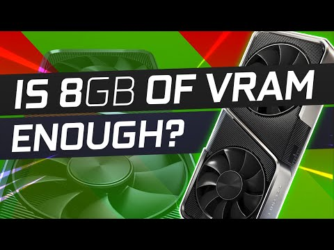 Nvidia RTX 3070 - is 8GB of VRAM Enough? DLSS Gets New Features!