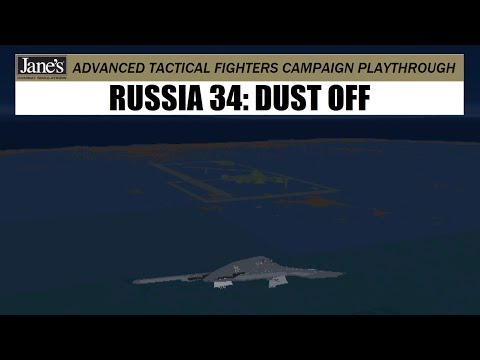 ATF - Russia Mission 34: Dust Off