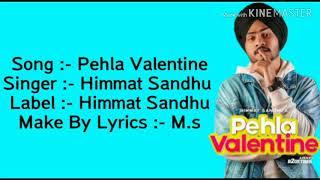 pehla-valentine---himmat-sandhu-full-song-lyrics---dj-youngster