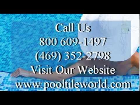 Pool Tile Austin (469) 352-2798 Austin Pool Tile