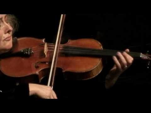 Brahms Viola Sonata (pt 1) Vesna Gruppman