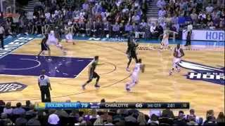 Stephen Curry - 14 Points in 2 Minutes vs Charlotte (uncut)