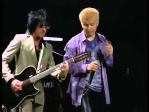 acs Billy Idol   Rebel Yell live acoustic  Steve Stevens    YouTube