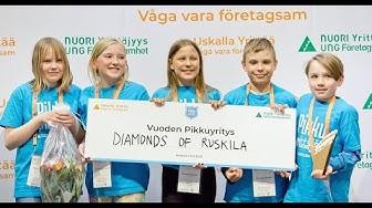 Pikkuyrittäjät-finaali 2019 | Aftermovie