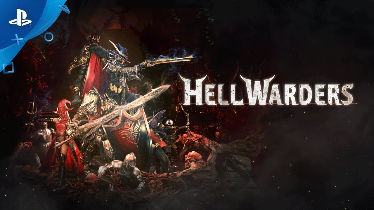 Hell Warders - Announcement Trailer | PS4
