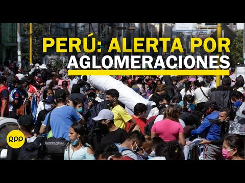 Perú: Estrategias Para Evitar Aglomeraciones En Mercados Y Paraderos