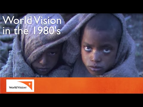 World Vision In The 1980's