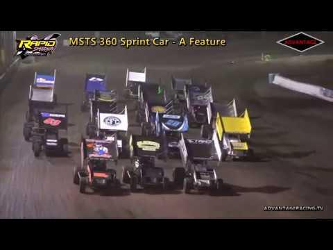 3rd Annual Randy Droescher Memorial - Rapid Speedway - 7/17/18