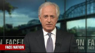 """Sen. Bob Corker faults Trump administration for """"ready, fire, aim"""" family separation policy"""