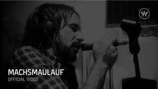 DER W (Stephan Weidner) -- Machsmaulauf (Offiziells Video)