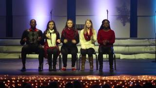 MCHS- Pentatonix cover-White Winter Hymnal