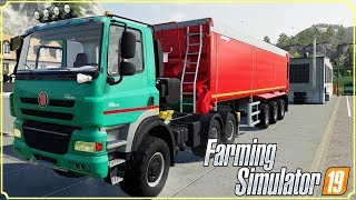 FARMING SIMULATOR 19 #49 - NUOVO CAMION CON CASSONE E VENDITA CANNE - GAMEPLAY ITA